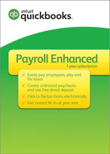 Packaging of Payroll Enhanced