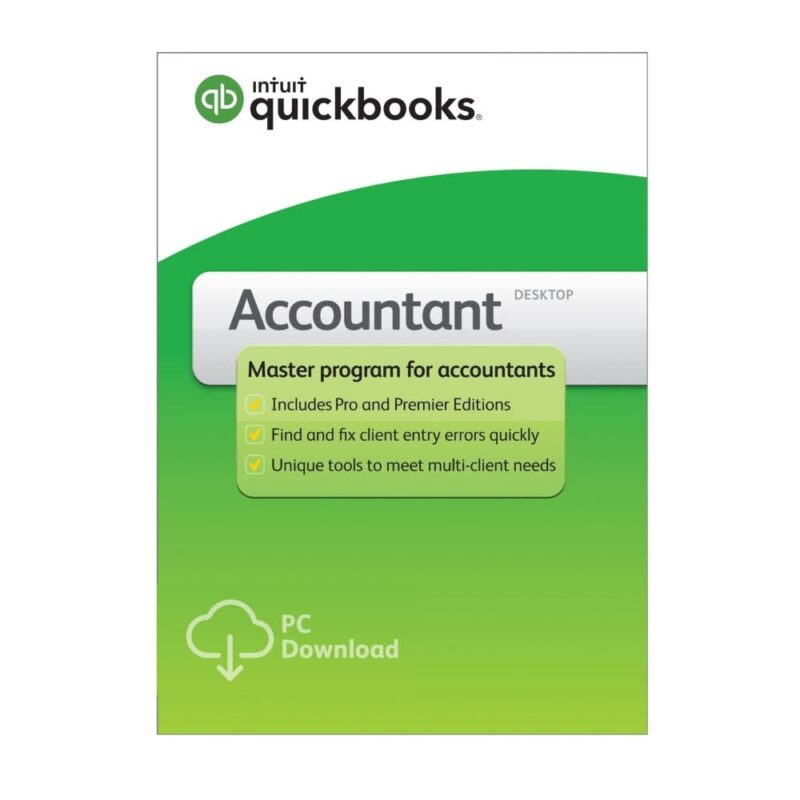 quickbooks accountant